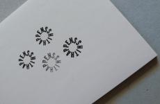 Typografische Stempel bei Lit & Mix